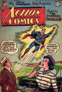 Cover Thumbnail for Action Comics (DC, 1938 series) #188