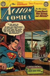 Cover Thumbnail for Action Comics (DC, 1938 series) #189