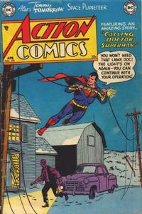 Cover Thumbnail for Action Comics (DC, 1938 series) #191