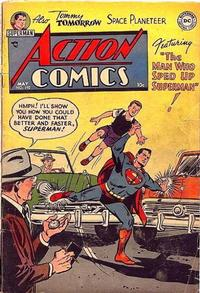 Cover Thumbnail for Action Comics (DC, 1938 series) #192