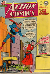 Cover Thumbnail for Action Comics (DC, 1938 series) #195