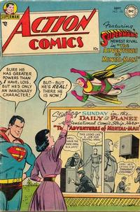 Cover Thumbnail for Action Comics (DC, 1938 series) #196