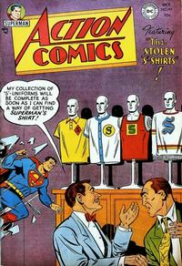 Cover Thumbnail for Action Comics (DC, 1938 series) #197