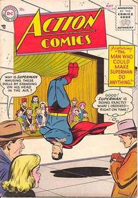 Cover Thumbnail for Action Comics (DC, 1938 series) #204