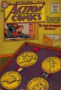 Cover Thumbnail for Action Comics (DC, 1938 series) #207