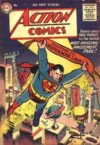 Cover Thumbnail for Action Comics (DC, 1938 series) #210