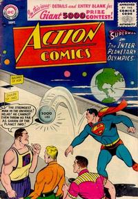 Cover Thumbnail for Action Comics (DC, 1938 series) #220