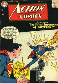 Cover Thumbnail for Action Comics (DC, 1938 series) #223