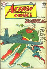 Cover Thumbnail for Action Comics (DC, 1938 series) #224