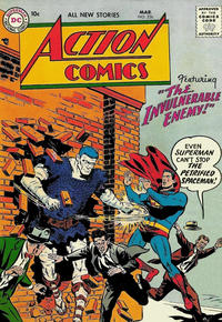 Cover Thumbnail for Action Comics (DC, 1938 series) #226