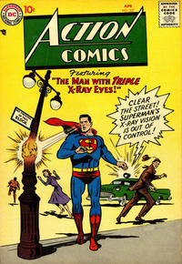 Cover Thumbnail for Action Comics (DC, 1938 series) #227