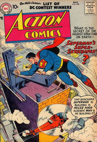 Cover Thumbnail for Action Comics (DC, 1938 series) #228