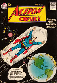 Cover Thumbnail for Action Comics (DC, 1938 series) #229