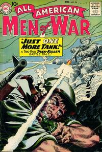Cover Thumbnail for All-American Men of War (DC, 1953 series) #76
