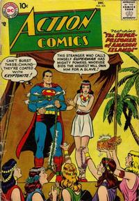 Cover Thumbnail for Action Comics (DC, 1938 series) #235