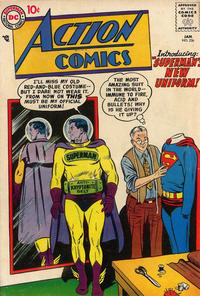 Cover Thumbnail for Action Comics (DC, 1938 series) #236