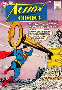 Cover Thumbnail for Action Comics (DC, 1938 series) #241