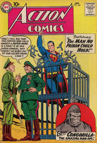 Cover Thumbnail for Action Comics (DC, 1938 series) #248