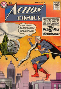 Cover Thumbnail for Action Comics (DC, 1938 series) #251