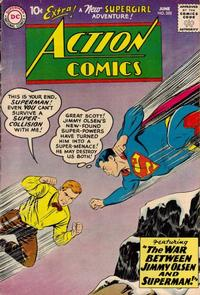 Cover Thumbnail for Action Comics (DC, 1938 series) #253