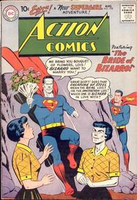 Cover Thumbnail for Action Comics (DC, 1938 series) #255
