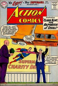Cover Thumbnail for Action Comics (DC, 1938 series) #257