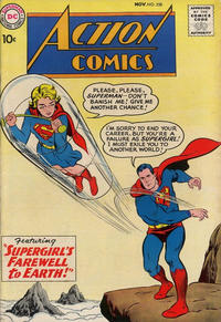 Cover Thumbnail for Action Comics (DC, 1938 series) #258