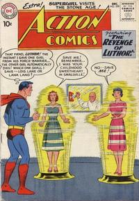 Cover Thumbnail for Action Comics (DC, 1938 series) #259