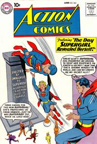 Cover Thumbnail for Action Comics (DC, 1938 series) #265
