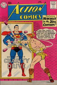 Cover Thumbnail for Action Comics (DC, 1938 series) #267