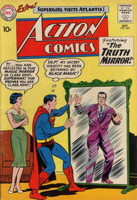 Cover Thumbnail for Action Comics (DC, 1938 series) #269