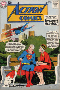 Cover Thumbnail for Action Comics (DC, 1938 series) #270