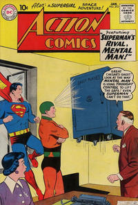 Cover Thumbnail for Action Comics (DC, 1938 series) #272