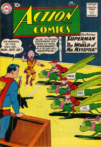 Cover Thumbnail for Action Comics (DC, 1938 series) #273