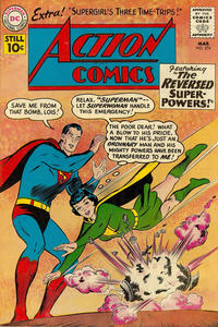 Cover Thumbnail for Action Comics (DC, 1938 series) #274