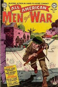 Cover Thumbnail for All-American Men of War (DC, 1952 series) #8