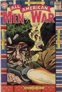 Cover Thumbnail for All-American Men of War (DC, 1953 series) #80