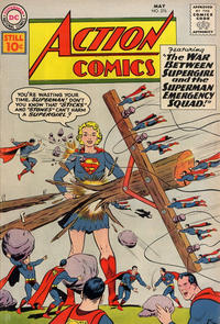 Cover Thumbnail for Action Comics (DC, 1938 series) #276
