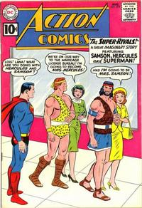 Cover Thumbnail for Action Comics (DC, 1938 series) #279