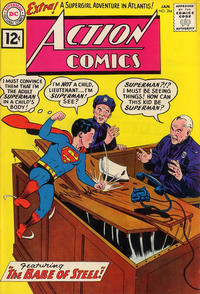 Cover Thumbnail for Action Comics (DC, 1938 series) #284