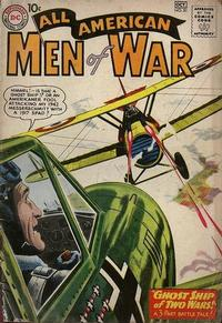 Cover Thumbnail for All-American Men of War (DC, 1953 series) #81