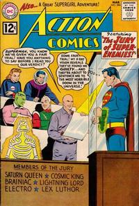 Cover Thumbnail for Action Comics (DC, 1938 series) #286