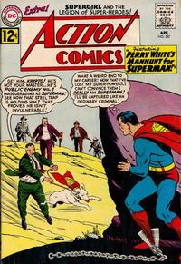 Cover Thumbnail for Action Comics (DC, 1938 series) #287