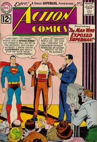 Cover Thumbnail for Action Comics (DC, 1938 series) #288