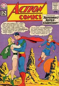 Cover Thumbnail for Action Comics (DC, 1938 series) #289