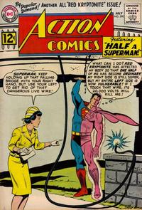 Cover Thumbnail for Action Comics (DC, 1938 series) #290