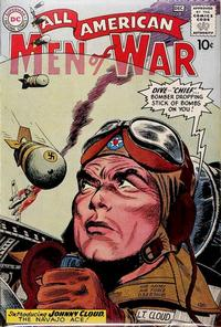 Cover Thumbnail for All-American Men of War (DC, 1953 series) #82