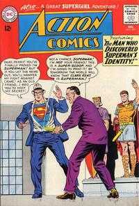 Cover Thumbnail for Action Comics (DC, 1938 series) #297