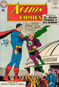 Cover Thumbnail for Action Comics (DC, 1938 series) #298
