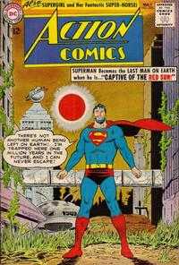 Cover Thumbnail for Action Comics (DC, 1938 series) #300